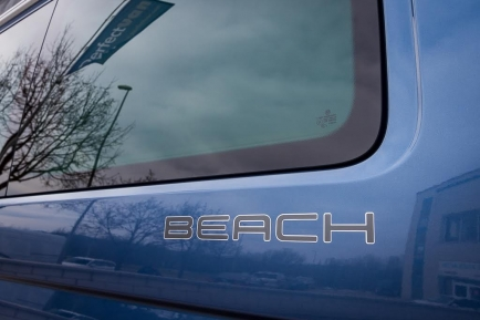 Volkswagen T6 California Beach 4Motion DSG