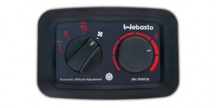 Comandaments Webasto - Termostat analògic Air Top EVO 3900 de serie