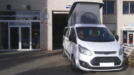 Ford Transit Custom SCA 124